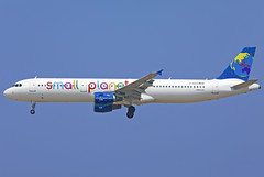 D-ASPD (QC PHOTOGRAPHY) Tags: rhodes diagoras greece july 30th 2018 small planet airlines a321200 daspd
