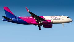 Airbus A320-232(WL) HA-LYZ Wizz Air (William Musculus) Tags: plane spotting airplane aviation airport flughafen frankfurt am main rhein frankfurtmain fraport fra eddf william musculus halyz wizz air airbus a320232wl a320200 wizzair wzz w6