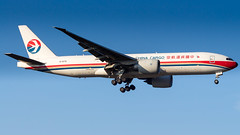 Boeing 777-F6N B-2078 China Cargo Airlines (William Musculus) Tags: plane spotting airplane aviation airport flughafen frankfurt am main rhein frankfurtmain fraport fra eddf william musculus b2078 china cargo airlines boeing 777f6n ck ckk 777f 777200f 777200lrf