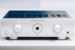 Less is more (*Capture the Moment*) Tags: 2019 amplifier audio exhibition fair fotowalk highend mai may messe munich music musik münchen plattenspieler sonya6300 sonyfe55mmf18 sonyilce6300 technik technology