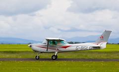G-BGLG Cessna 152, Scone (wwshack) Tags: acsflighttraining ce152 cessna cessna152 egpt psl perth perthkinross perthairport perthshire scone sconeairport scotland