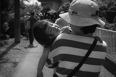 sunday afternoon (harumichi otani) Tags: bw blackandwhite bwphotography streetphotography streetphoto street summilux saitama monochrome 50mm 50