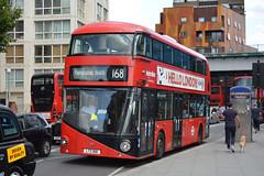 LT661 - LTZ 1661 (Solenteer) Tags: metroline lt661 ltz1661 wrightbus nrm comfortdelgro elephantcastle