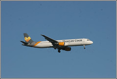Thomas Cook LY-VEC. (PS_Bus_Driver) Tags: thomascook lyvec airbusa321 egcc manchesterairport finalapproach tcx2e antalya