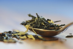Macro Mondays - A Spoonful (Calamityg) Tags: macromondays spoonfull spoon cuillère thé tea