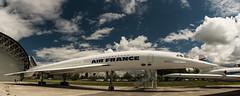 Le supersonic superstar (QuentinDafox) Tags: toulouse blagnac airbus aeroscopia aerospatiale concorde
