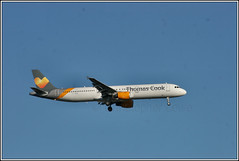 Thomas Cook LY-VED. (PS_Bus_Driver) Tags: thomascook lyved airbusa321 egcc manchesterairport finalapproach mt229 dalaman
