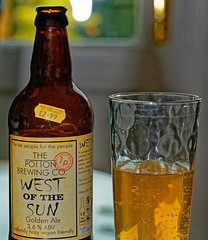 A Glass of West of the Sun (Golden Ale) DxO Edited (Panasonic Lumix S1 & 24-105mm f4 Zoom) (markdbaynham) Tags: beer birra ale bottle goldenale cerveza craftbeer glass 24105mm 24105mmf4 lumix lumixer panasonic panasoniclumix s1 lumixs1 dmc panasonics1 mirrorless fullframe ff fullframemirrorless mirrorlessfullframe panasonicfullframe panasonicff digitalfullframe 24mp evil csc pottonbrewery drink