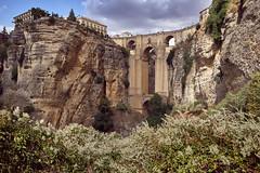 Puente Nuevo de Ronda (adrianroblan) Tags: sony a6300 sigma contemporary 16mm f14 ronda bridge puente