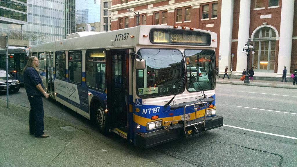 7197: Seabus Special