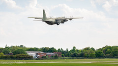 Lockheed Martin C130J Hercules C4 ZH878 (GeorgeCVT) Tags: georgealdrichphotography hercules c4 tactical cargo military royal air force c130 c130j lockheed martin training touch go movement takeoff landing turboprop jetprop airlifter airlift ascot coventry airport cvt egbe nikon d850