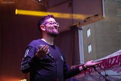 SUBB (Elisabeth Martel) Tags: pouzzafest pouzza 9 montreal mtl punk rock music concert festival live stage lost love against me andrew wk badcopbadcop big d kids table direct hit guerilla poubelle planet smashers strung out subb