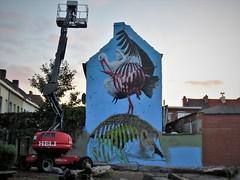 Cee Pil / Gasmeterlaan - 16 mei 2019 (Ferdinand 'Ferre' Feys) Tags: gent ghent gand belgium belgique belgië streetart artdelarue graffitiart graffiti graff urbanart urbanarte arteurbano ferdinandfeys ceepil