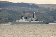 Royal Navy Type-45 destroyer HMS Defender, D36, IMO 4907878; Firth of Clyde, Scotland (Michael Leek Photography) Tags: formidableshield nato natowarships natoexercise clyde firthofclyde faslane hmnbclyde hmnb gareloch hmsneptune destroyer warship guidedmissiledestroyer airdefence type45 type45destroyer westcoastofscotland westernscotland vessel rn royalnavy britainsarmedforces britainsnavy portsmouth scotland scottishcoastline scottishlandscapes scotlandslandscapes scottishshipping michaelleek michaelleekphotography