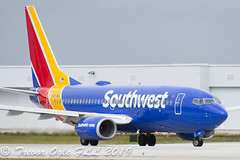 DSC_4136Pwm (T.O. Images) Tags: n467wn southwest airlines boeing 737 fll fort lauderdale
