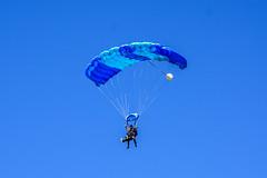 Kevin on his Tandem skydive (firstfire53) Tags: worldtour skydiving skydivefingerlakes ovid newyork c182 tandem