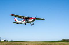 Jump plane C-182 (firstfire53) Tags: worldtour skydiving skydivefingerlakes ovid newyork c182 tandem