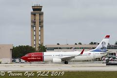 DSC_4151Pwm (T.O. Images) Tags: eifjs norwegian airlines boeing 737 737800 karin larsson fll fort lauderdale