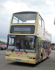 Scarborough (Andrew Stopford) Tags: x588egk volvo b7tl plaxton president eyms scarborough goaheadgroup londoncentral
