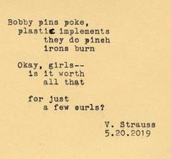 curls (vivienne_strauss) Tags: writing poem poetry