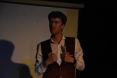 DSC_8978 (Peter-Williams) Tags: brighton sussex uk sweetvenues werks fringe event performance themaninthebluebox