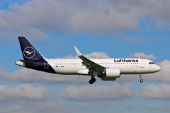 Airbus A320 D-AINO Lufthansa (Jarco Hage) Tags: byjarcohage aviation airplane airport amsterdam ams eham holland netherlands nederland vliegtuig luchthaven airbus a320 daino lufthansa