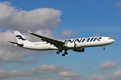 Airbus A330 OH-LTM Finnair (Jarco Hage) Tags: byjarcohage aviation airplane airport amsterdam ams eham holland netherlands nederland vliegtuig luchthaven airbus a330 ohltm finnair