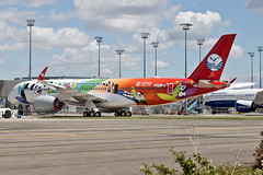 F-WZGT A350 SICHUAN AIRLINES (Paul Rowbotham) Tags: fwzgt a350 toulouse sichuanairlines airbusa350