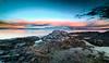 Evening light II (Tore Thiis Fjeld) Tags: evening light coast sea rocky shorelines landscape sun clouds sunset spring kelp le norway norge horizon colors nikon z7 samyang 14mm panorama hurum skjøttelvik