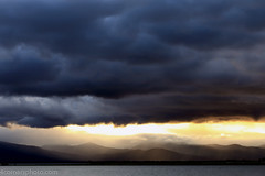 Storm Clouds and Klamath Lake, Klamath County, OR (4 Corners Photo) Tags: 4cornersphoto cascaderange clouds fremontwinemanationalforest klamathcounty landscape modocpoint mountains nature northamerica oregon outdoor pelicanbutte rain rural scenery silhouette spring storm sunset unitedstates upperklamathlake upperklamathnationalwildliferefuge water weather chiloquin unitedstatesofamerica