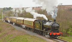 Form A Q (Feversham Media) Tags: northyorkshiremoorsrailway yorkshire northyorkshire sadlerhouse moorgates goathland nymr 2238 steamlocomotives preservedrailways heritagerailways nerclassq6