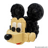 "LEGO Mickey Mouse Head • <a style=""font-size:0.8em;"" href=""http://www.flickr.com/photos/44124306864@N01/47843660362/"" target=""_blank"">View on Flickr</a>"