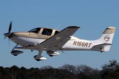 N166RT - Cirrus SR22 G3 GTS Turbo (AndrewC75) Tags: airport airplane aircraft aviation general prop plane single engine cirrus sr22 g3 gts turbo pdk peachtree dekalb atlanta georgia ga