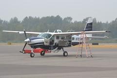 N707WF (LAXSPOTTER97) Tags: n707wf cessna 208 cn 20800562 airport aviation kbli airplane