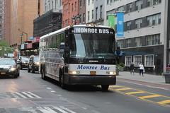 IMG_5567 (GojiMet86) Tags: monroe peter pan lines nyc new york city bus buses 1995 102dl3 913 39503 34th street madison avenue 1m8pdmpa3sp046930