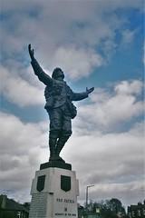 In Memoria (bigalid) Tags: film 35mm c41 vivitar mega 200 fujifilm c200 dumfries april 2019 war memorial statue maxweltion
