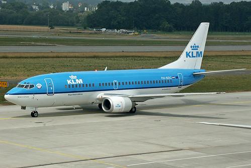 PH-BDG Boeing 737-306 KLM-Royal Dutch Airlines cn 23542/1317