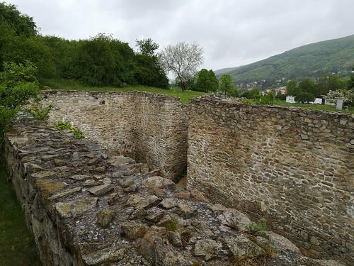 Armory ruins