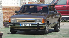 Ford Granada_04823 (Wayloncash) Tags: spanien spain andalusien autos auto cars car ford