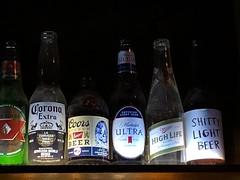 Austin, Texas (jericl cat) Tags: austin texas roadtrip bar interior dive beer shitty light bottles lounge nightclub cocktail