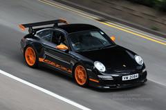 Porsche, 997 GT3RS, Wan Chai, Hong Kong (Daryl Chapman Photography) Tags: vw2084 porsche 911 997 gt3rs german hongkong china sar canon wanchai 5d mkiv 70200l f28 auto autos automobile automobiles car cars carspotting carphotography