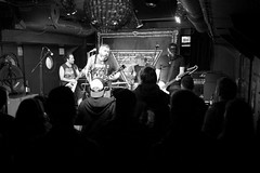 The Lilligtons (Eusèbe Kainzow) Tags: thelilligtons punkrock newcastle wyoming lyon marquise live concert peniche bateau