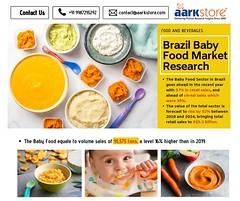 The Baby Food Sector In Brazil, 2019 (charanjitaark) Tags: brazilbabyfoodmarket babyfoodmarket babyfoodsectorinbrazil globalbabyfoodsmarket agricultureandfoodmarket