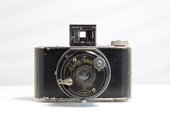 Ruberg Futuro (camera_holic) Tags: old vintage analog analogue film 127 roll camera ruberg futuro twist bevel lens german pre war collection portrait 1930s 1933 optic rodenstock