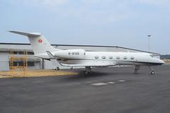 B-8155 (LAXSPOTTER97) Tags: b8155 gulfstream aerospace nanshan jet g450 cn 4154 aviation airport airplane kpdx