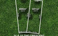 31 & 33 The Crescent, Blair Athol SA