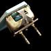 1961 Cadillac Speedometer 39 Temp Gauge