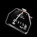 1961 Cadillac Speedometer 38 Temp Gauge
