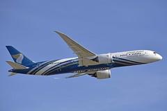 Oman Air A4O-SG Boeing 787-9 Dreamliner cn/38795-767 @ EGLL / LHR 14-05-2019 (Nabil Molinari Photography) Tags: oman air a4osg boeing 7879 dreamliner cn38795767 egll lhr 14052019
