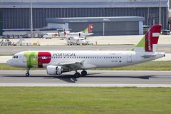 CS-TNY | TAP Air Portugal | Airbus A320-214 | CN 4742 | Built 2011 | LIS/LPPT 01/05/2018 | ex EC-LML (Mick Planespotter) Tags: aircraft airport nik sharpenerpro3 cstny tap air portugal airbus a320214 4742 2011 lis lppt 01052018 eclml 2018 a320 portela delgado humbertodelgado lisbon